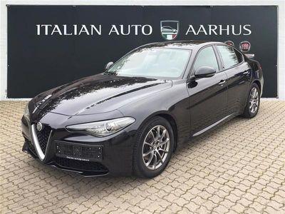 brugt Alfa Romeo Giulia 2,2 16V 150HK 6g
