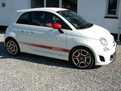 brugt Fiat 500 Abarth 1,4
