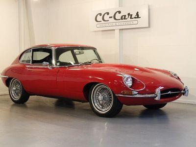 brugt Jaguar E-Type 4,2 2+2