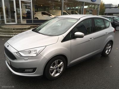used Ford C-MAX 1,5 TDCi Business 120HK
