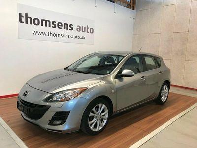 gebraucht Mazda 3 1,6 DE 115 Premium