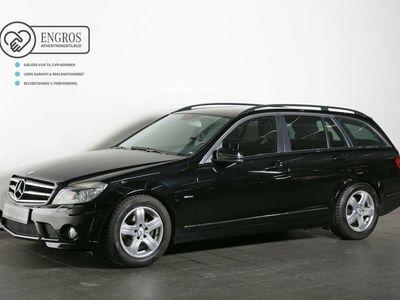 käytetty Mercedes C180 1,6 Komp. stc. BE