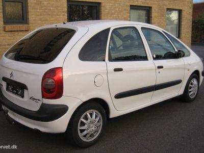 brugt Citroën Xsara Picasso 2,0 HDI 90HK