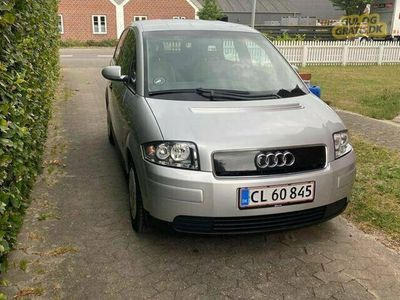 brugt Audi A2 1,2 TDI 3L lav km