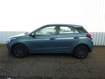 brugt Hyundai i20 1,25 Fresh 84HK 5d
