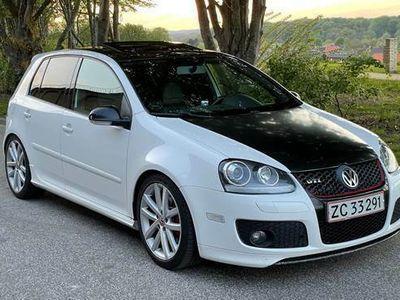 brugt VW Golf V 2,0 GTI, DSG, 5-dør