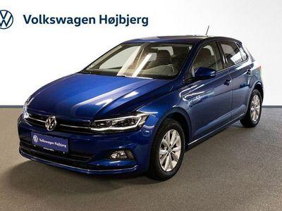 brugt VW Polo 1,0 TSi 115 Highline