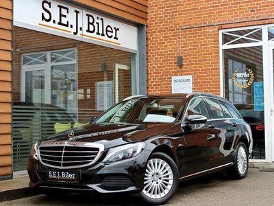 brugt Mercedes C220 2,2 BlueTEC stc. 170HK 5d