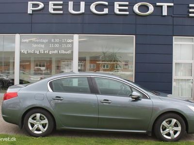 brugt Peugeot 508 2,0 HDI Active 140HK 6g