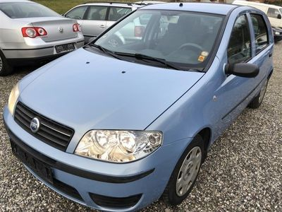 brugt Fiat Punto 1,2 ELX 60HK 5d