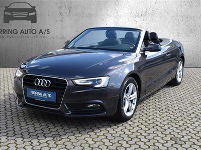 brugt Audi A5 1,8 TFSI 177HK 2d 6g - Personbil - sort