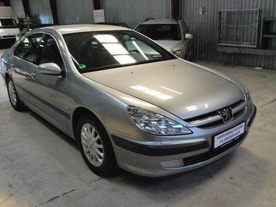 brugt Peugeot 607 2,2 Titane