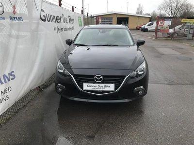 usado Mazda 3 2,0 Skyactiv-G Vision Aut. 120HK