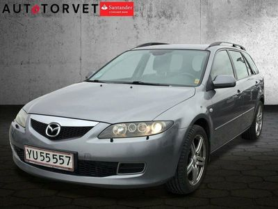 brugt Mazda 6 2,3 Sport stc.