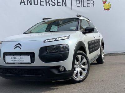 brugt Citroën C4 Cactus 1,6 e-HDi Feel ETG6 92HK 5d 6g Aut.