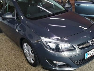 brugt Opel Astra 6CDTi 136HK Sports Tourer