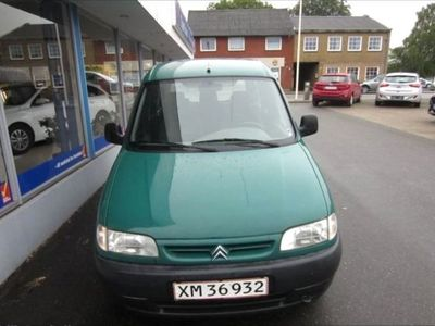 gebraucht Citroën Berlingo 1,4 Multispace 75HK