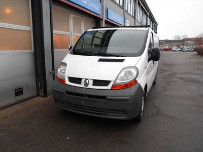 brugt Renault Trafic T29 L2H1 1,9 DCI 100HK Van 6g