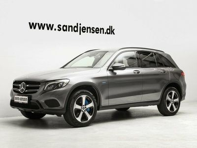 used Mercedes GLC350 e 2,0 aut. 4-M