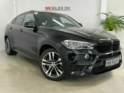 brugt BMW X6 3,0 M50d xDrive aut. Van