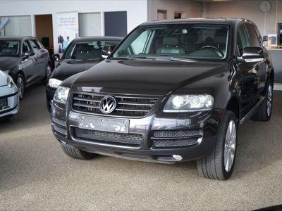 käytetty VW Touareg V8 Tiptr.