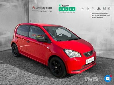brugt Seat Mii 60 Reference eco