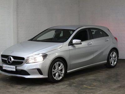 gebraucht Mercedes A200 d 2,2 aut.