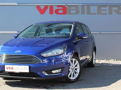 used Ford Focus 1,0 EcoBoost ST-Line 125HK Stc 6g