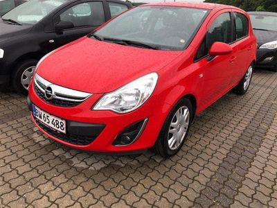 brugt Opel Corsa 1,4 Twinport Cosmo Edition 100HK 5d