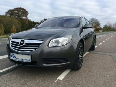 used Opel Insignia 2,0 CDTi 130 Edition ST eco