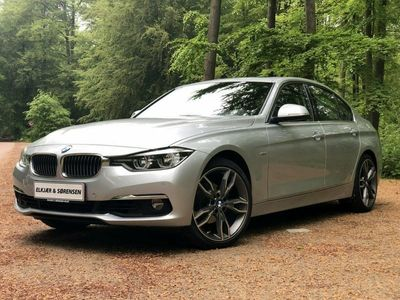 gebraucht BMW 320 i 2,0 aut.