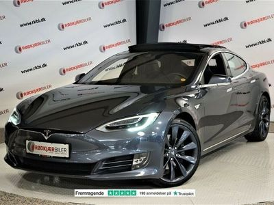 brugt Tesla Model S 90D