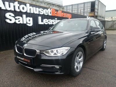 usata BMW 320 d 2,0 Touring aut. ED