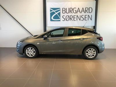 brugt Opel Astra 2 Turbo Edition+ 110HK 5d 6g