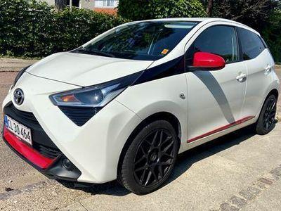 brugt Toyota Aygo 1,0 1,0 VVT-I X-Plore DAB+ 72HK 3d