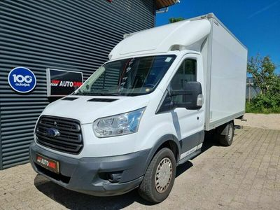brugt Ford Transit 350 L3 Chassis 2,2 TDCi 125 Alukasse m/lift