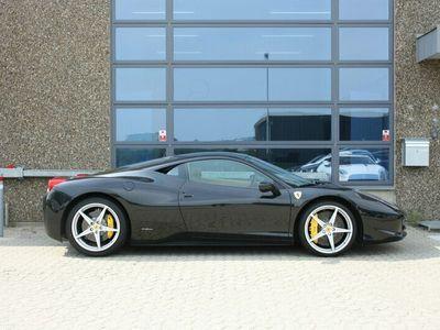 brugt Ferrari 458 458Italia 4.5 V8 - 570 hk Automatic Italia 4.5 V8 - 570 hk Automatic