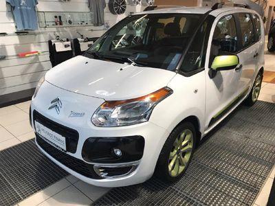 brugt Citroën C3 Picasso 1,6 HDI Colour Concept 110HK