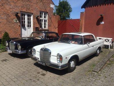 brugt Mercedes 220 220 280 (W111)SE Coupé