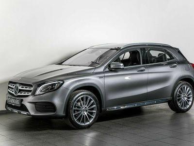 brugt Mercedes GLA220 d 2,2 Edition aut.