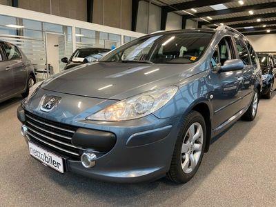 brugt Peugeot 307 1,6 T6 HDi 110 XS SW
