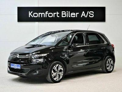 brugt Citroën C4 Picasso BlueHDi 120 Intensive EAT6 1,6