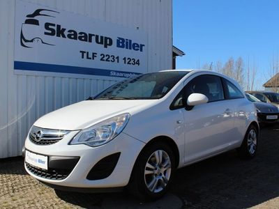 brugt Opel Corsa 1,0 12V Enjoy