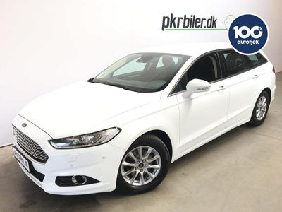 brugt Ford Mondeo 2,0 TDCi Business Edition 150HK st.car