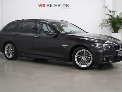brugt BMW 530 d 3,0 Touring M-Sport xDrive aut.