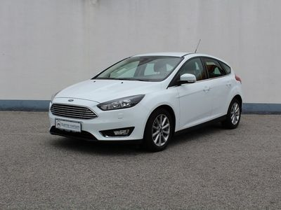 brugt Ford Focus 1,0 SCTi 100 Titanium