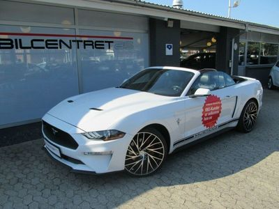 brugt Ford Mustang 2,3 EcoBoost Fastback aut.