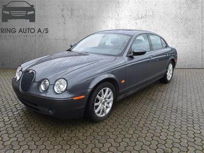 brugt Jaguar S-Type 3,0 V6 Classic 238HK 6g Aut. - Personbil - Gråmetal