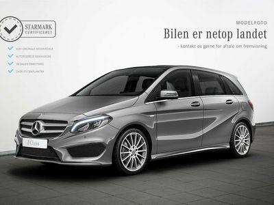 usado Mercedes B200 1,6 Final Edition aut.