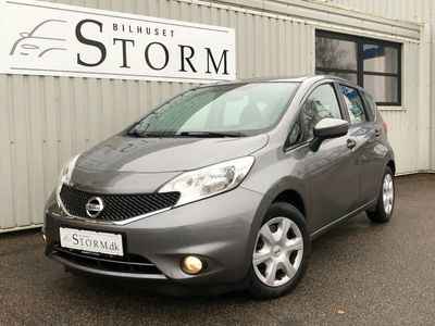 brugt Nissan Note 1,5 dCi 90 Visia